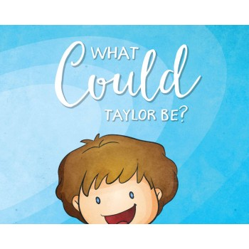 """""""What Could You Be?"""" Children's Book"""