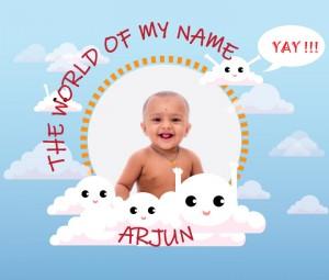 World Of My Name E-book - Boy