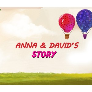 Couples' Storybook - Personalized