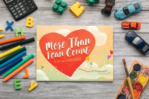"""More Than I Can Count"" Personalized Children's Book"