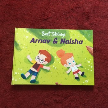 """Best Siblings"" Book"