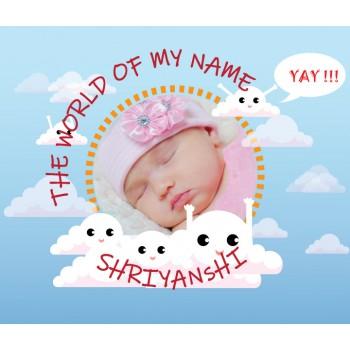 World Of My Name E-book - Girl