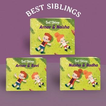 """""""Best Siblings"""" Book"""
