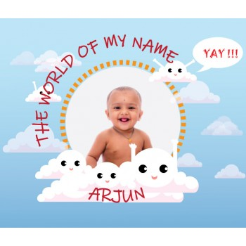 World Of My Name E-book - Boy