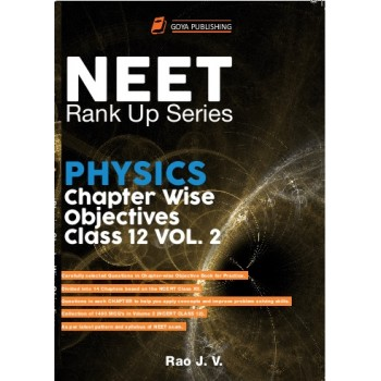 NEET Rank Up Series Physics Chapter Wise Objectives Class 12