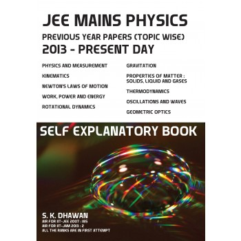 JEE MAINS PHYSICS PREVIOUS YEARS PAPERS (TOPIC WISE)