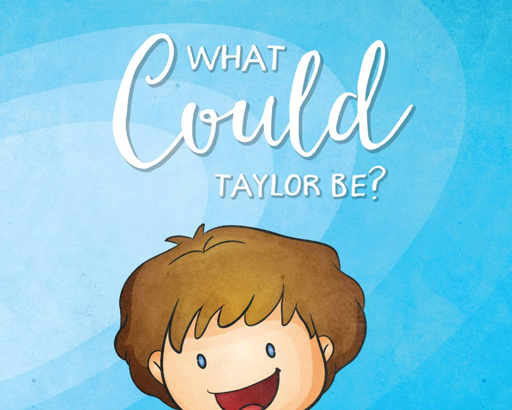 """What Could You Be?"" Children's Book"
