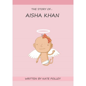 """The Story Of Loss"" Baby Girl Book"