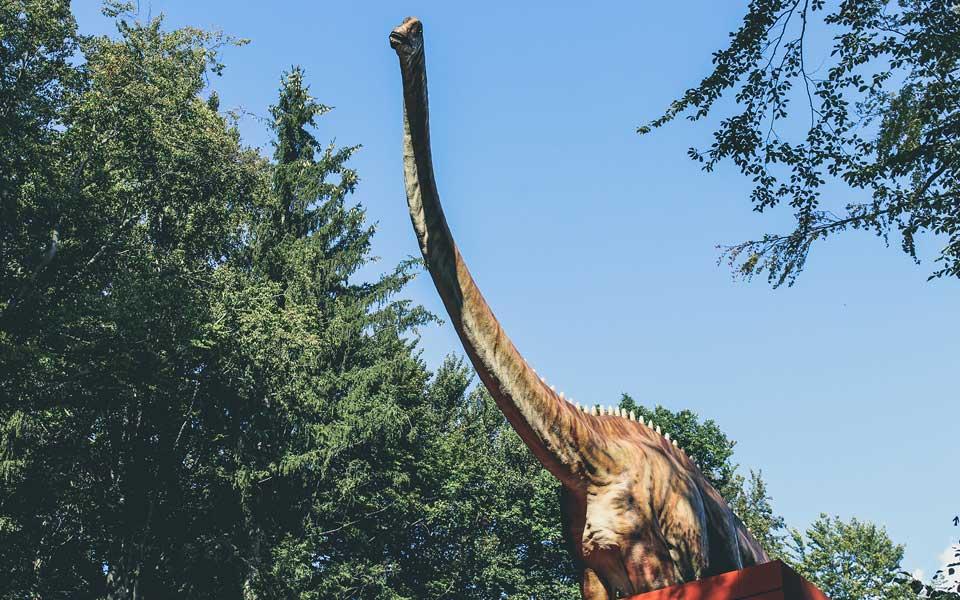 A Big Mighty Dinosaur
