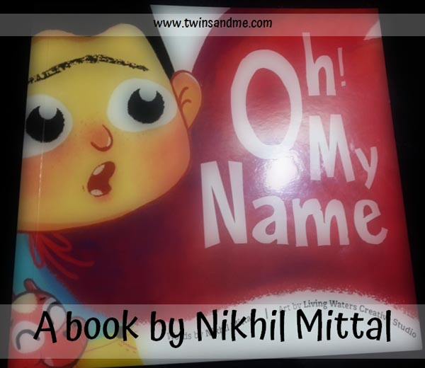 oh my name personalised book review