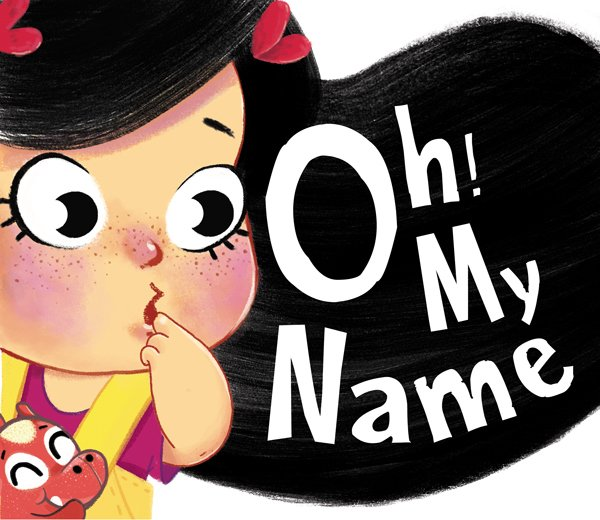 oh my name girl stories books